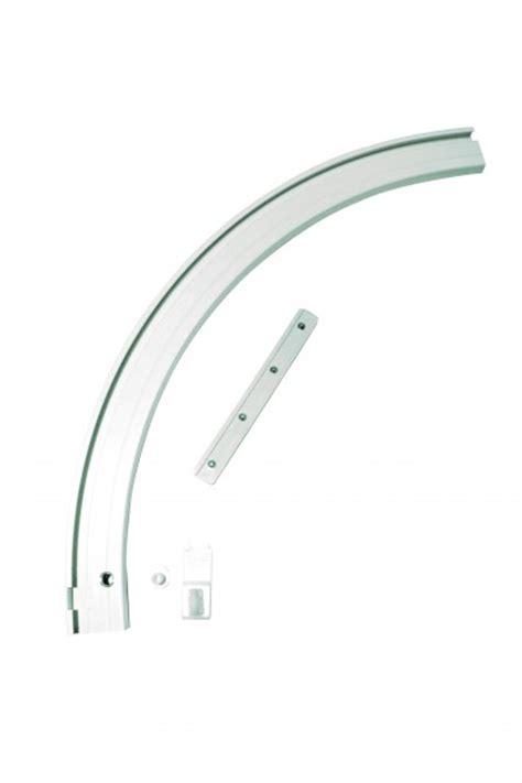 gardinenschiene rundbogen rundbogen einl 228 ufig passend f 252 r aluminium vorhangschiene 1