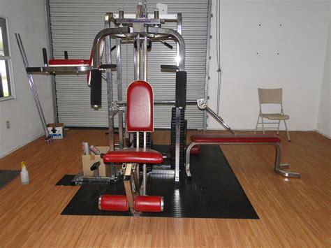 paramount 5 station 4 stack weight machine multi station