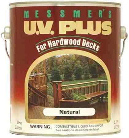 messmers uv   hardwood decks  gallon