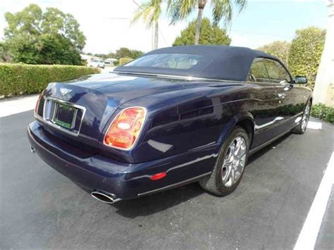 repair windshield wipe control 2008 bentley azure on board diagnostic system service manual ac repair manual 2008 bentley azure 2008 bentley azure used bentley used