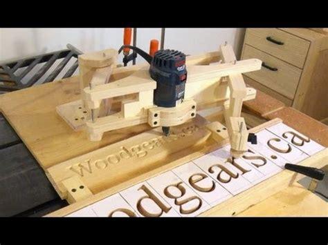 wood router letter templates 3d letter carving