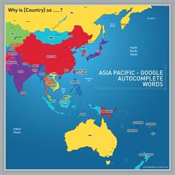 Map Of Asia Pacific by Asia Pacific Countries Related Keywords Amp Suggestions