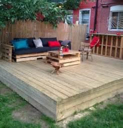52 id 233 es pour fabriquer votre meuble de jardin en palette