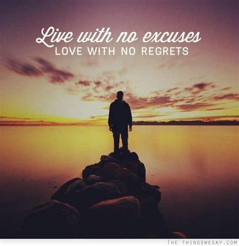 live your with no regrets books 16 quotes for everyday inspiration