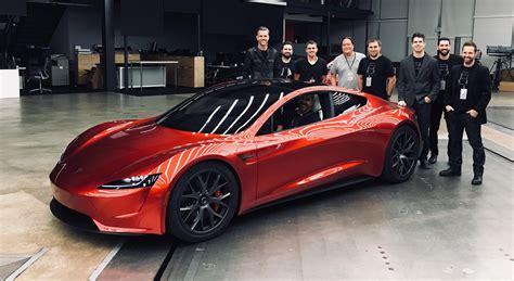 tesla supercar tesla roadster design team franz teslarati com