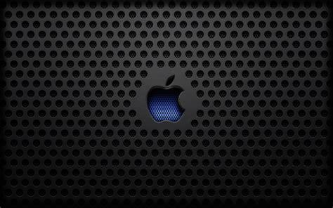 apple wallpaper carbon carbon grill apple logo desktop wallpaper
