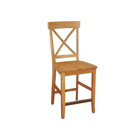 Maple Counter Stool by Home Styles Nantucket 24 In Maple Bar Stool 5055 88 The