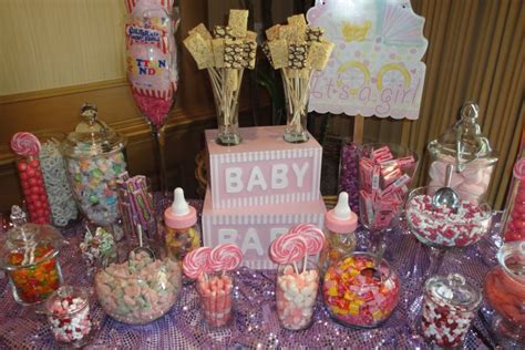 Candies For Baby Shower by 31 Baby Shower Table Decoration Ideas Table