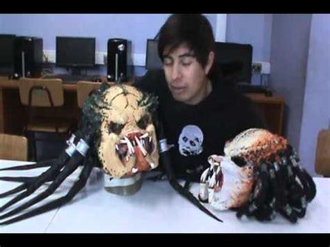 disfras de el depredador reciclado tutorial de predator 00 youtube