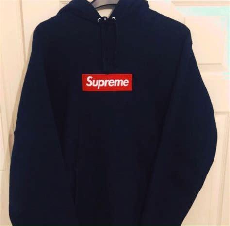 supreme hoodie uk supreme box logo hoodie vinted co uk