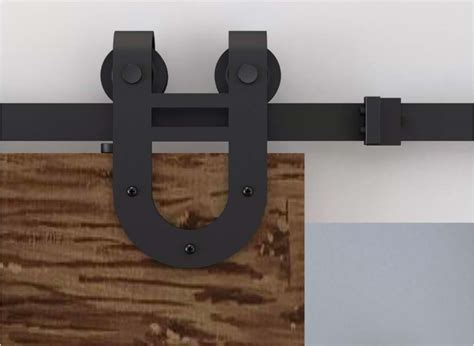 Door Track And Hardware Barn Door Flat Track And Hardware Barn Door Parts