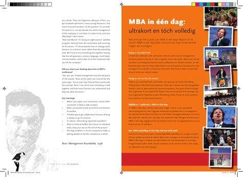 Cd Mba by Mba Miniboekje Eli Goldratt Hr