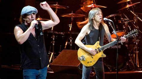 Kaos Band Rock Foo Fighters Foo7 Bk ac dc s brian johnson remembers genius malcolm rolling