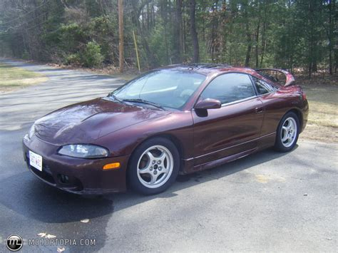 mitsubishi eclipse 1997 1997 mitsubishi eclipse information and photos zombiedrive