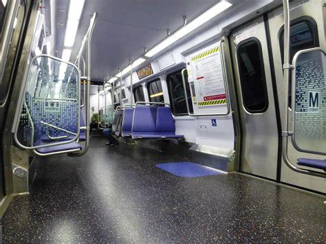 Metro Interiors by Washington Dc New Metro Interior The New