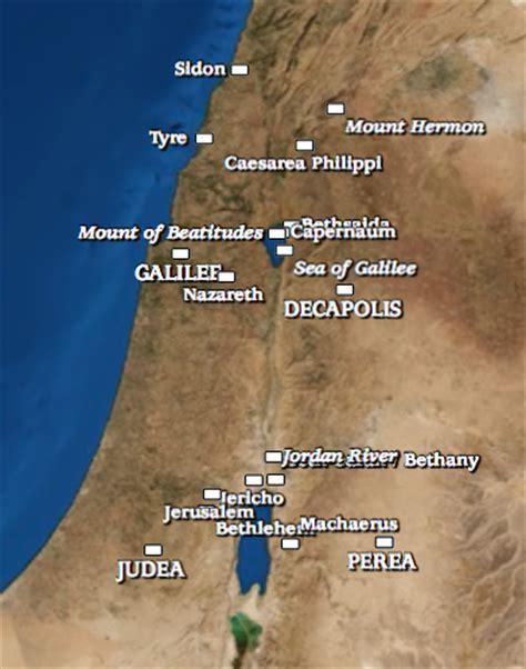 caesarea philippi map day 6 matthew 16 18 meditations on israel
