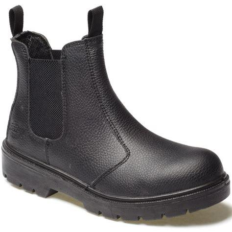 mens dealer work boots mens dickies dealer safety work boots size uk 6 12 steel