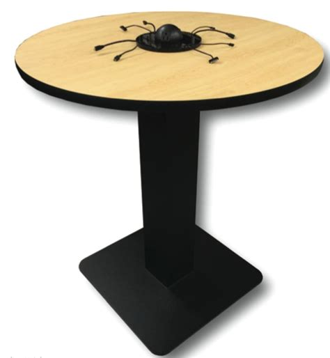 power table vischarge