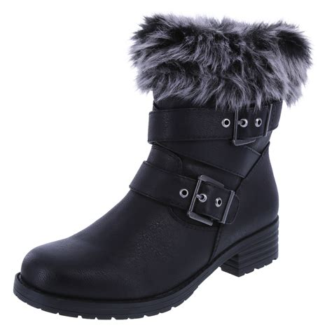 brash talley s fold cozy boot payless