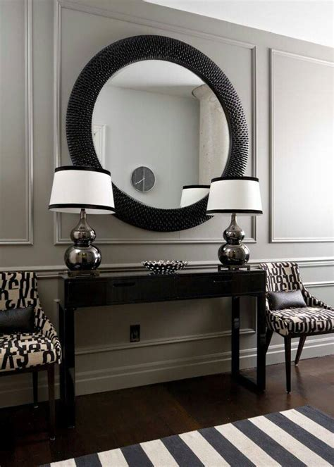 decorating with mirrors home decor accessories large wall mirror a big idea for wide ambiances