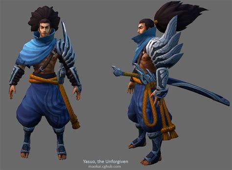 League Of Legends 3d Models
