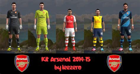 arsenal kit pes 2013 pes 2013 arsenal 2014 15 kits lolg games