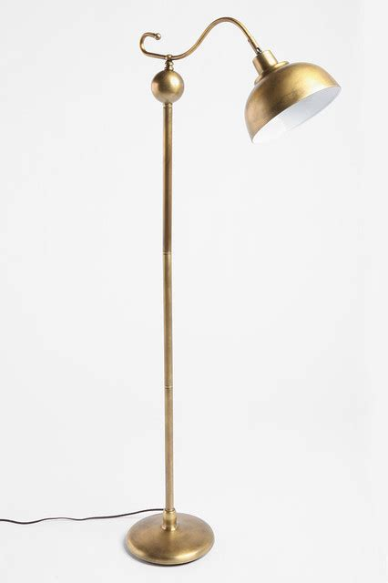vintage floor lamp traditional floor lamps  urban outfitters