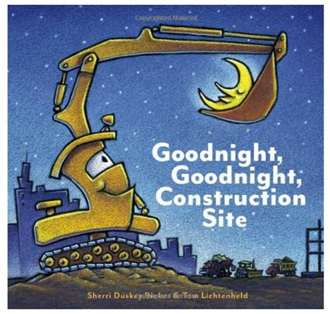 goodnight and books caterpillar construction mini machine goodnight