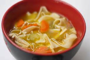 chicken noodle soup recipe appetizing homemade recipe