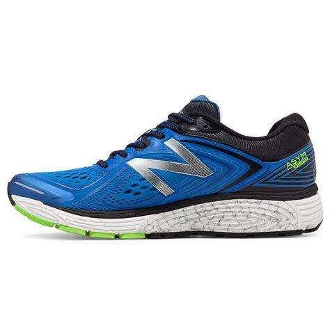 d running shoes 860 v8 mens d standard width road running shoes blue at