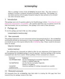 screenplay template for word sle screenplay 6 documents in pdf word