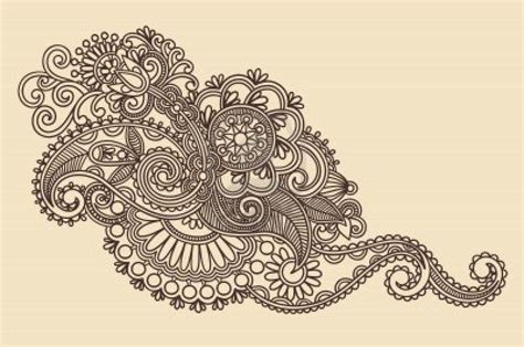 henna tattoo flower designs lace flower view more tattoos pictures