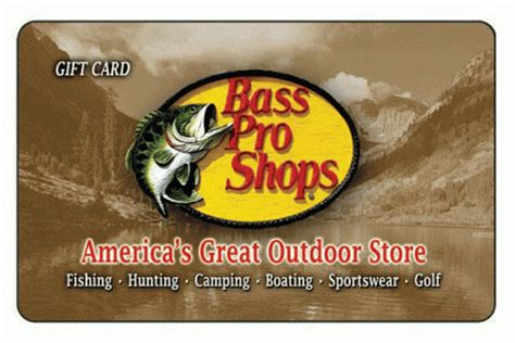 Can Bass Pro Gift Cards Be Used At Cabela S - 10 best holiday gift cards you can give without guilt in 2014 thestreet