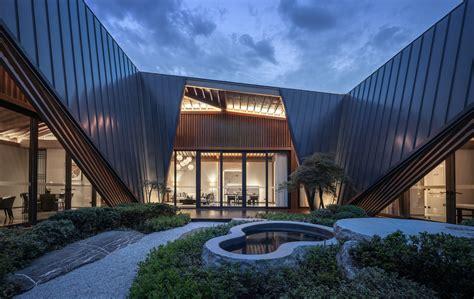 guoshi luxury spa resort challenge design archdaily