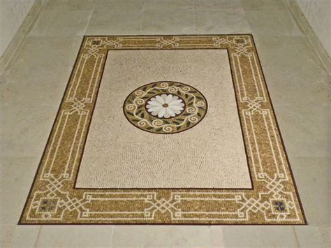 mosaic tile rug beautify your home with a mosaic rug tile mozaico