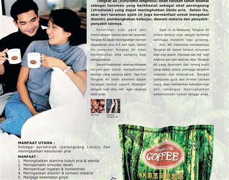 Tongkat Ali Alami Curah Bubuk obat alami kopi tongkat ali