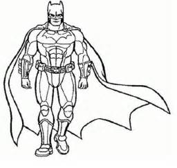 Superhero Coloring Pages  SelfColoringPagescom sketch template