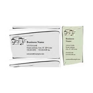 jazz band business card templates for all musicians