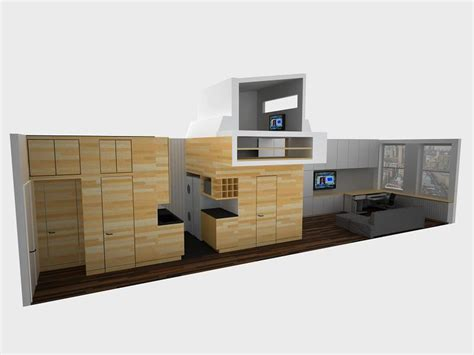 how big is 500 square space saving apartment layout how to live large in a 500 sq ft 46 sq m interior design