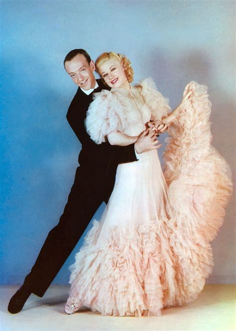 ginger rogers swing time dress 306 best images about old hollywood in color on
