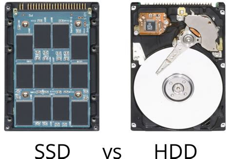 Hardisk Ssd Pc why upgrade to ssd from hdd compare ssd vs hdd tech