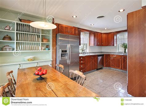 kitchen and eating area stock photos image 12656533 kitchen with eating area stock photo image 11995480