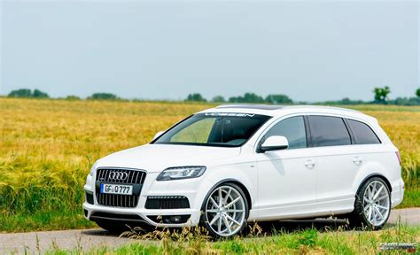 Audi Q7 Tunning by Tuning Audi Q7 Side