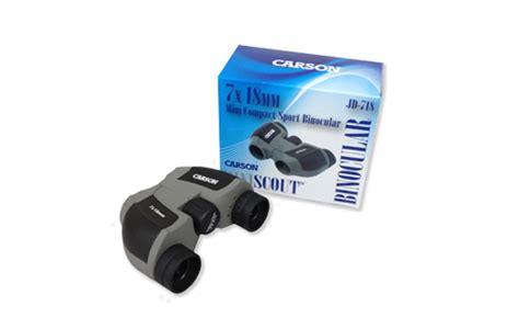 carson miniscout binocular carson optical miniscout compact binoculars 7x18mm