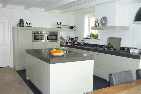 houten keuken groningen houten keukens friesland keukenarchitectuur