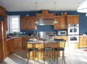 Kitchen Color Ideas With Oak Cabinets start the design idea with kitchen color ideas pictures iecob info