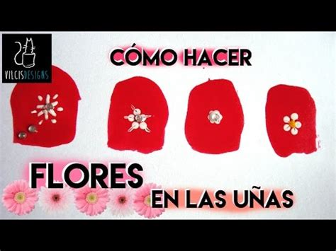 flores pintadad en las uas c 243 mo hacer flores en las u 241 as how to draw flowers on