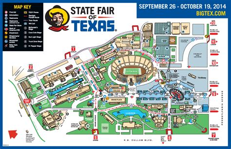 state fair of texas map state fair of texas map adriftskateshop