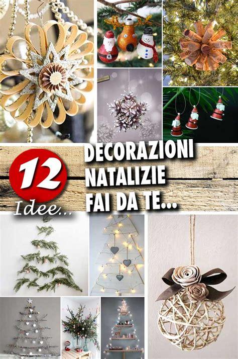 decorazioni tavola natalizie fai da te decorazioni natalizie fai da te per una casa magnifica
