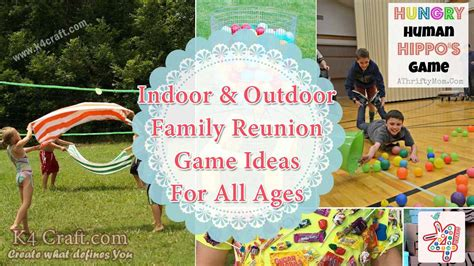 Backyard For All Ages Indoor And Outdoor Family Reunion Ideas For All Ages